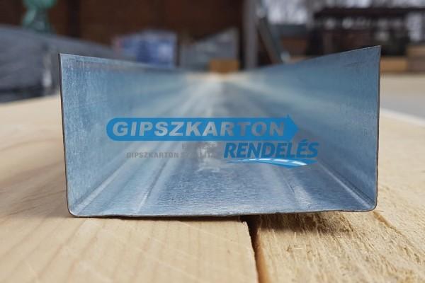 UW75-gipszkarton-profil